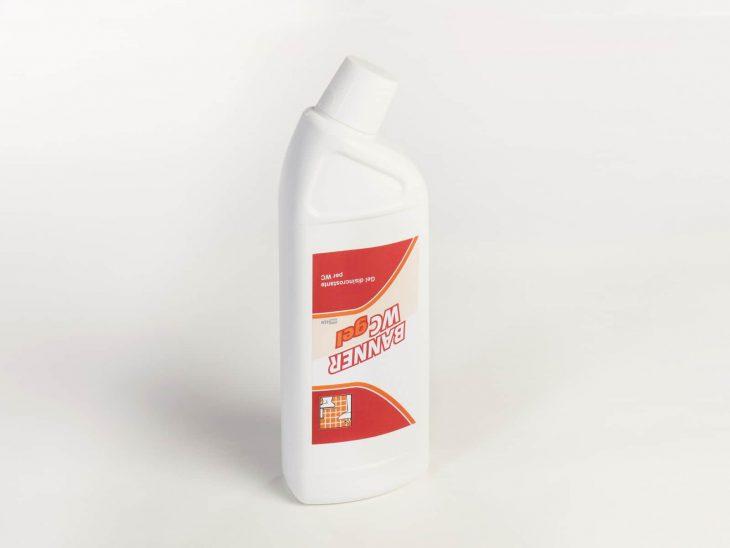 Axa Banner WC gel disincrostante bagno - Defir detergenti Moncalieri Torino