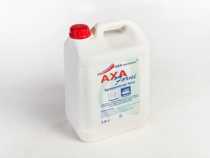 Axa Forni sgrassante cucina 5L - Defir detergenti Moncalieri Torino