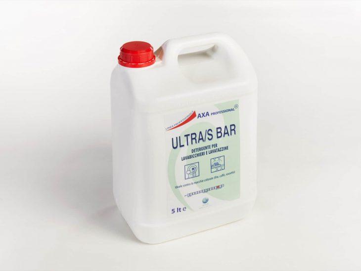 Axa UltraS Bar detersivo cucina lavabicchieri acque dure 5L - Defir detergenti Moncalieri Torino