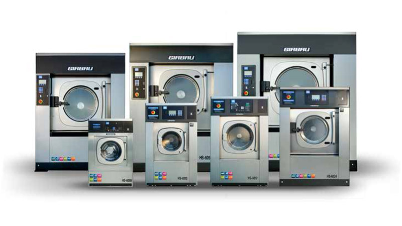 Girbau lavatrici industriali - Defir Torino
