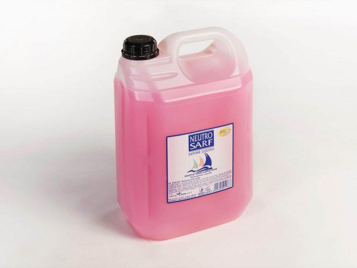Neutro Sarf sapone liquido 5L - Defir detergenti Moncalieri Torino