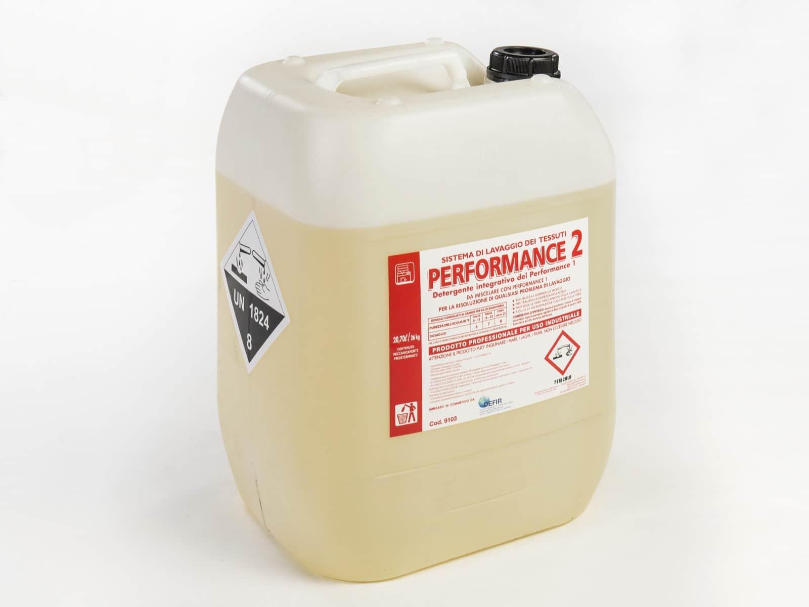 Performance 2 lavaggio tessuti industriale 26kg - Defir detergenti Moncalieri Torino