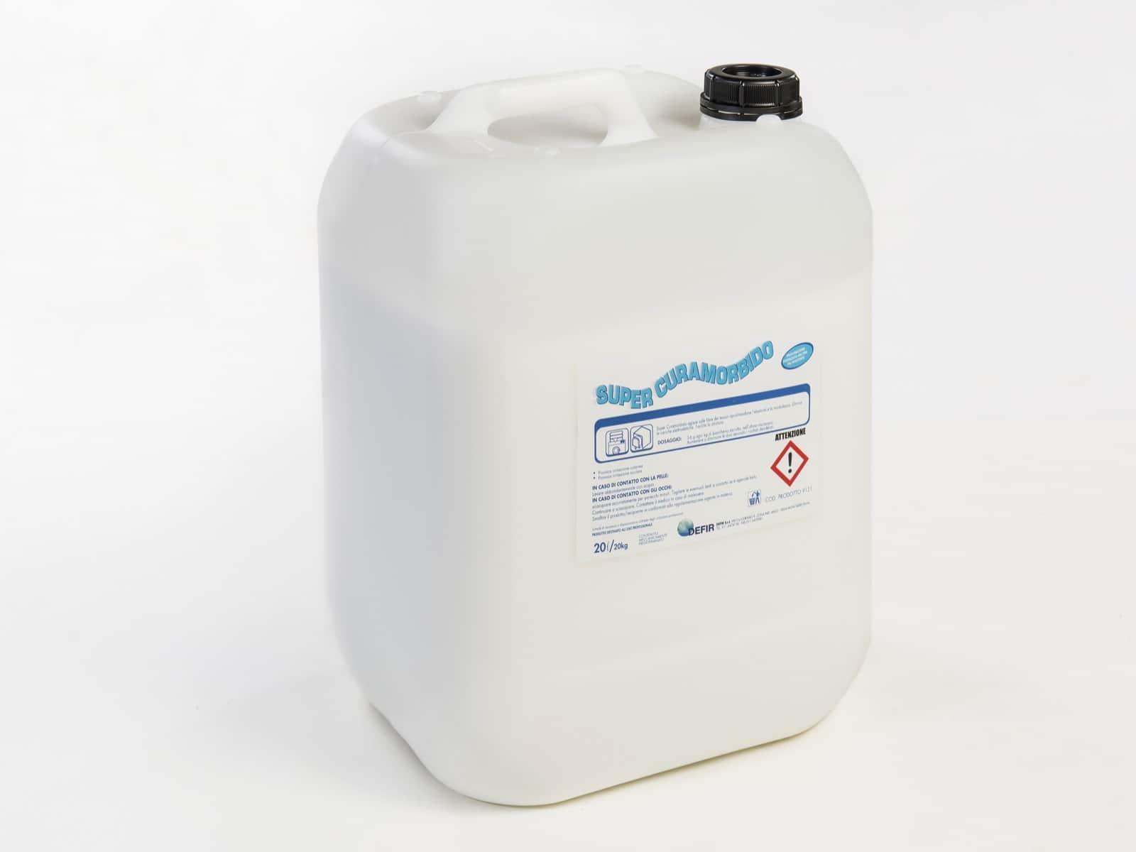 Super Curamorbido lavatrice ammorbidente 20l - Defir detergenti Moncalieri Torino
