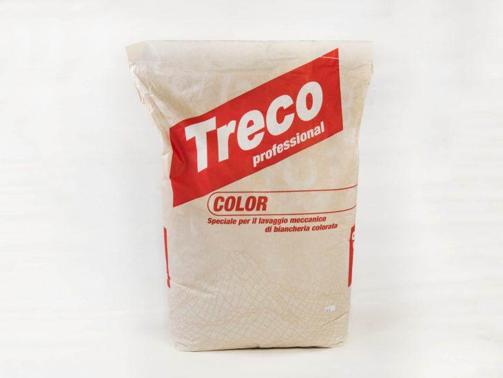 Treco Professional Color detersivo polvere lavatrice colorati - Defir detergenti Moncalieri Torino