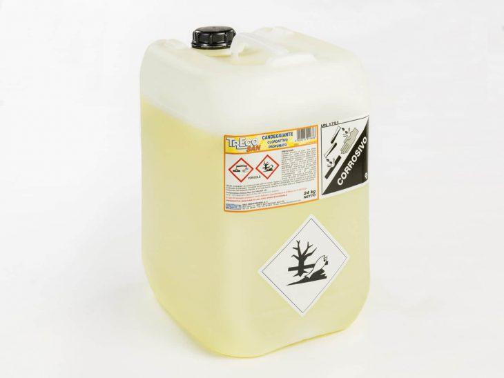 Treco San candeggiante profumato 24kg - Defir detergenti Moncalieri Torino