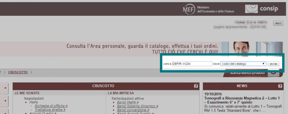 acquista-detersivi-defir-sul-mepa-step-2-evidenziato